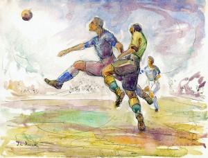 John Thirtle Watercolour